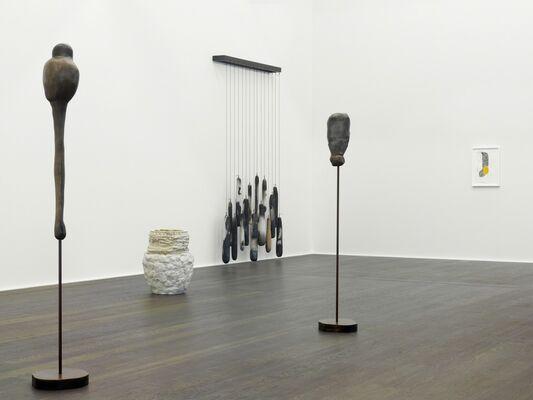 Anna Maria Maiolino: TUDO ISSO (ALL THAT), installation view