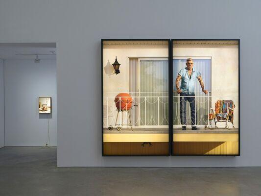 Rodney Graham, installation view