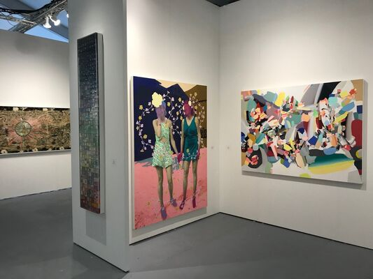 k contemporary at PULSE Miami Beach 2018, installation view