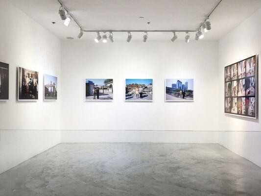 Spiritual Sensation - Cang Xin Solo Exhibition 2017, installation view