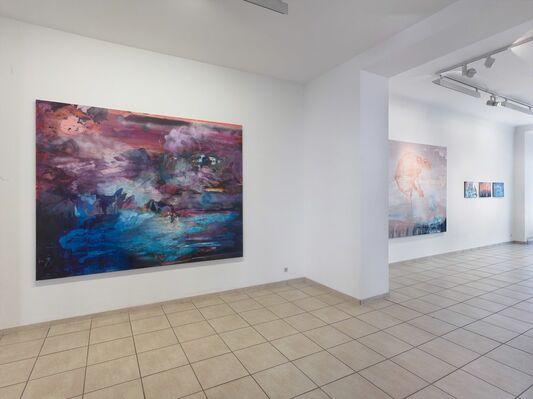Galerie Michael Schultz at Art Miami 2016, installation view