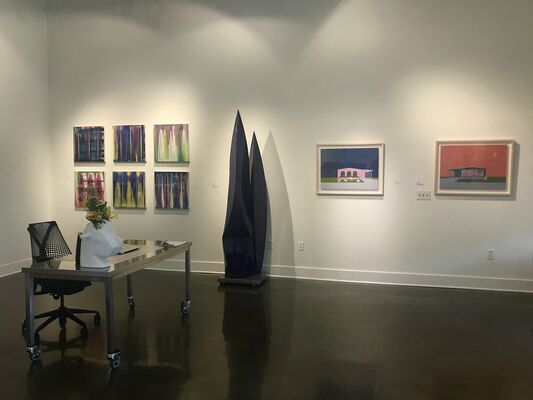 April Gallery Selections, installation view