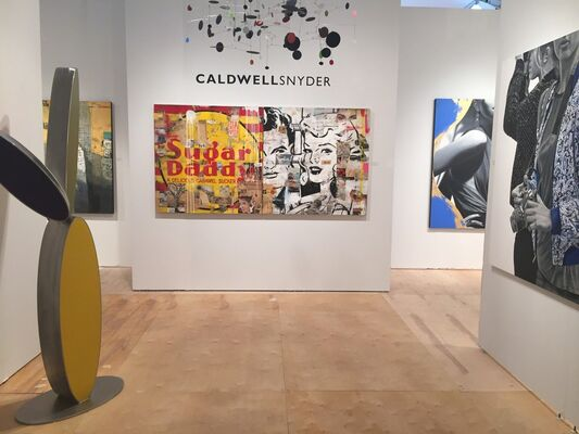 Caldwell Snyder Gallery at CONTEXT Art Miami 2016, installation view
