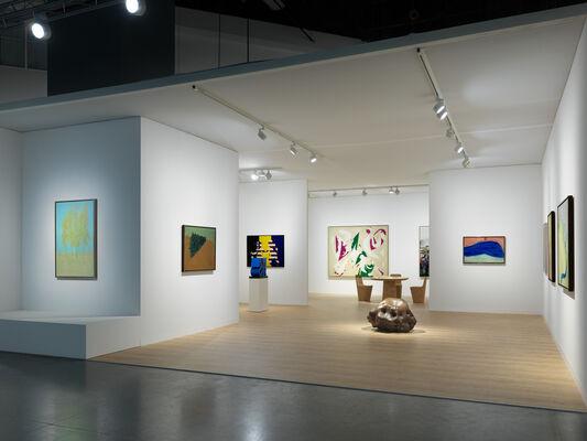Kasmin at Art Basel in Miami Beach 2019, installation view