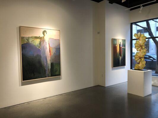 "Kathy Jones ""Passages"", installation view"