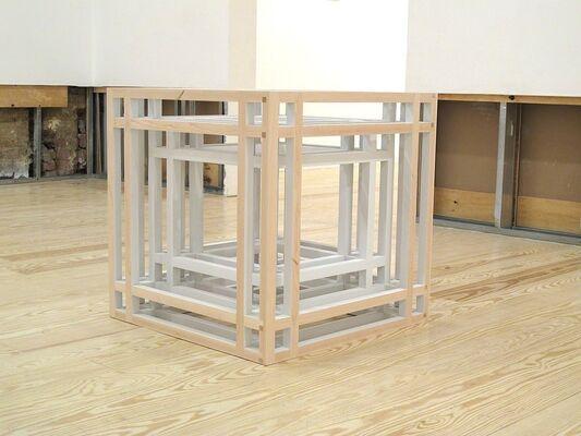 Derek Eller Gallery at NADA Miami Beach 2013, installation view
