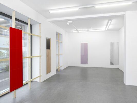 Galerie Maria Bernheim at artgenève 2017, installation view