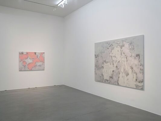 Toby Ziegler: Post-Human Paradise, installation view