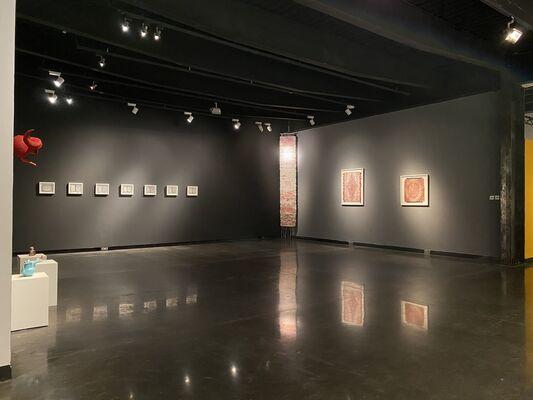 1x1 Art Gallery at Alserkal Art Week 2020, installation view
