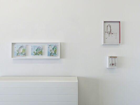Koen Deprez: Arrangements, installation view