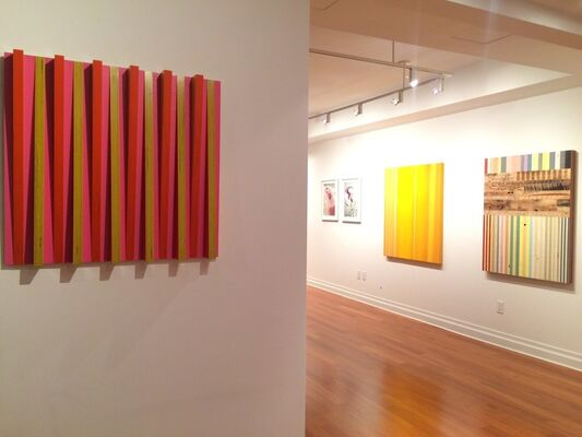 The Indian Summer Show, installation view