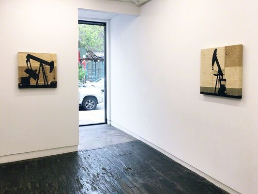 Giant, installation view