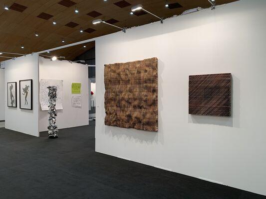 Anna Laudel  at art KARLSRUHE 2020, installation view