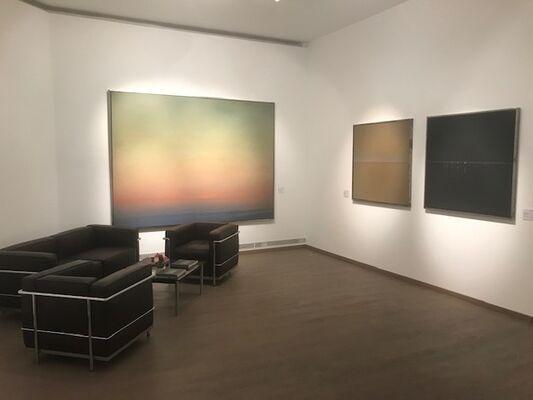 EDUARD ANGELI, installation view
