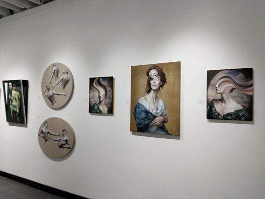 Portraiture 2020, installation view