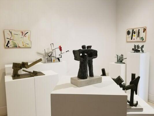 Martin Blaszko: Selected Works, installation view