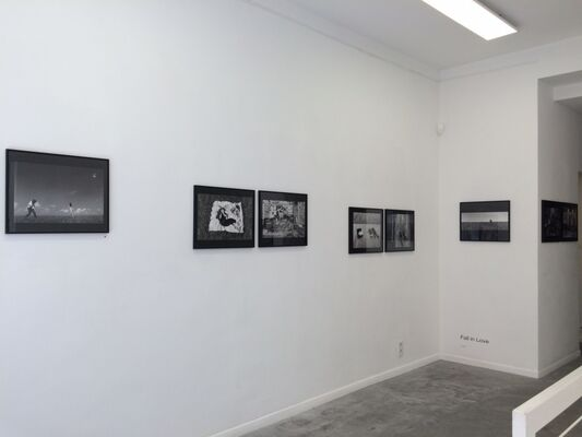 DREAM A LITTLE DREAM OF ME, installation view
