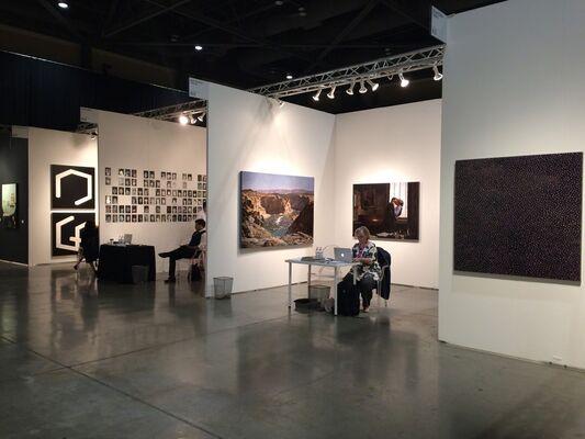 Alan Kluckow Fine Art at Seattle Art Fair 2016, installation view
