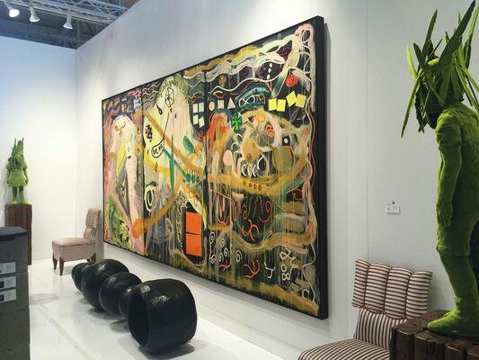 Jason Jacques Inc. at FOG Design+Art 2016, installation view