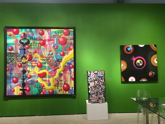 Chowaiki & Co. at Art Miami 2016, installation view