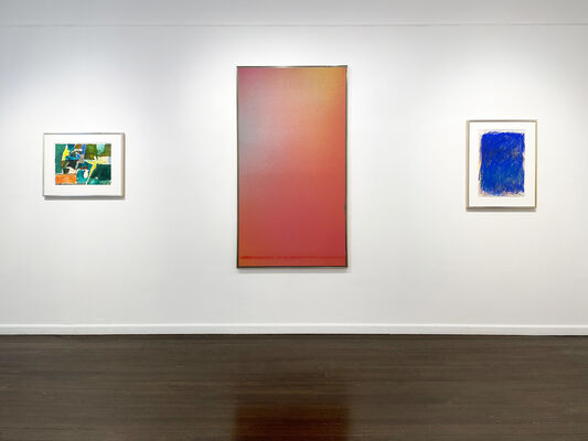Radiant Color   Post-War and Contemporary Art, installation view