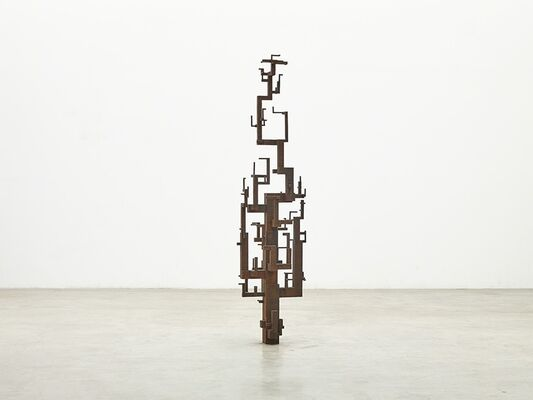 Antony Gormley: Rooting the Synapse, installation view