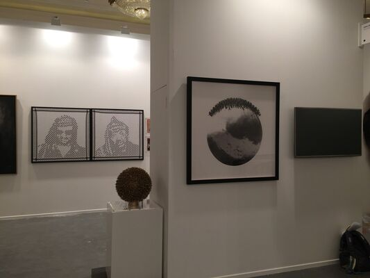 Gallery One at Art Dubai 2016, installation view