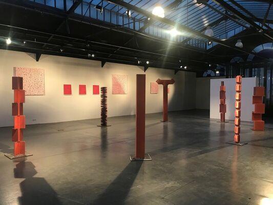 Itinéraires d'un corps | Spiritual Machines, installation view