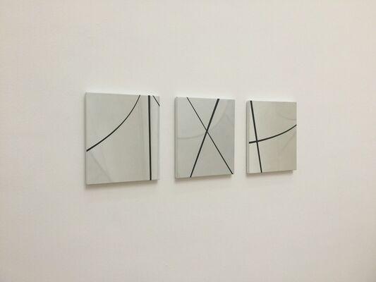 ELASTIC Gallery at CHART   ART FAIR 2017, installation view