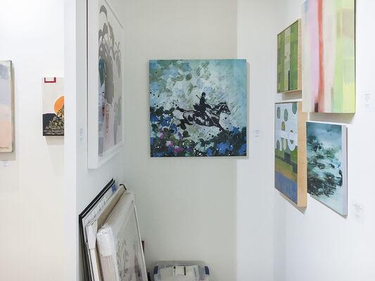Susan Eley Fine Art at REVEAL International Contemporary Art Fair 2019, installation view
