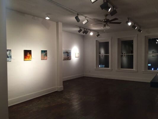 Places We Have Never Known, installation view