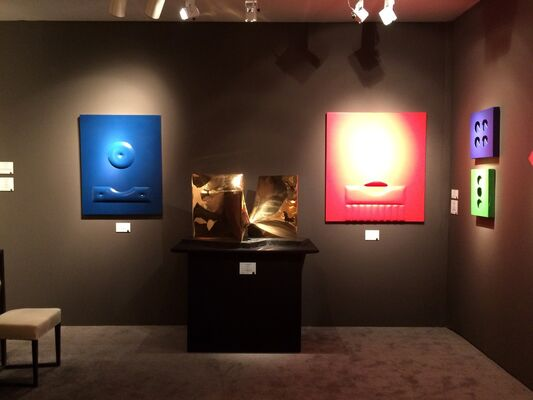 Robilant + Voena at The Salon: Art + Design, installation view