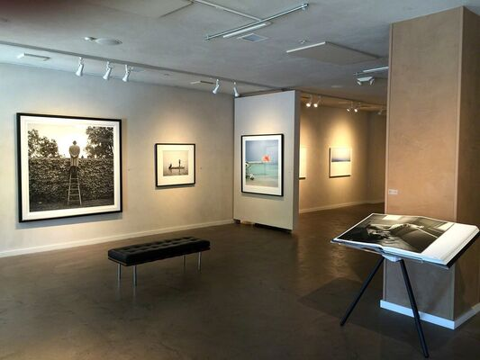 Photography through the Decades, installation view