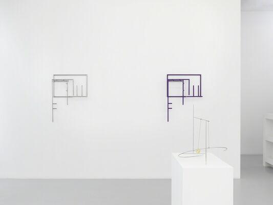 Waltercio Caldas, installation view