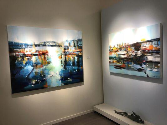YARED NIGUSSU, Power and Beauty, installation view