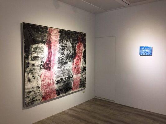 Against Nature - A Solo Exhibition by Yu Aijun, installation view