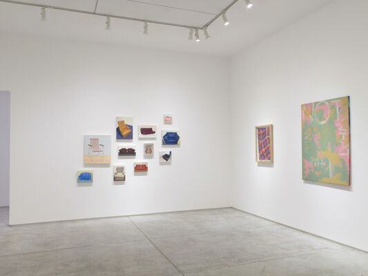 Homelife, installation view