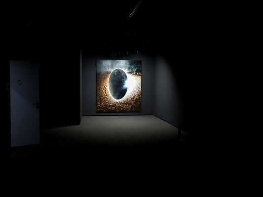 EYE TO I, installation view