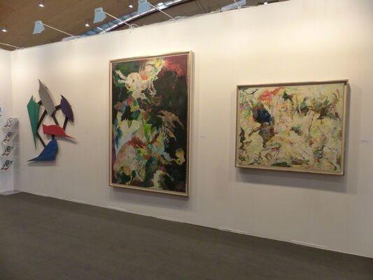 Henze + Ketterer at art KARLSRUHE 2018, installation view