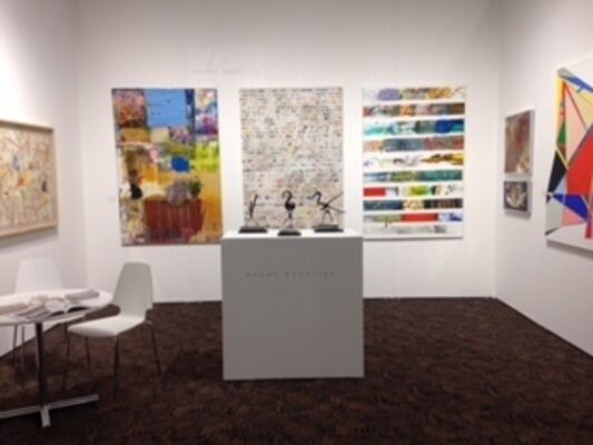 Tufenkian Fine Arts at Palm Springs Fine Art Fair 2016, installation view