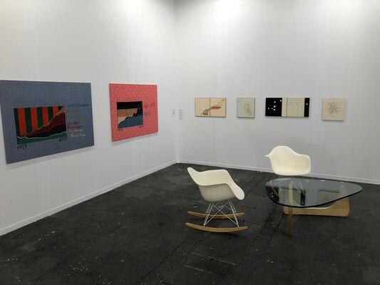Galerie Peter Kilchmann at ARCOmadrid 2019, installation view