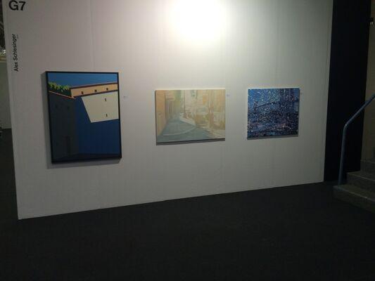 Galerie Alex Schlesinger at KUNST 16 ZÜRICH, installation view