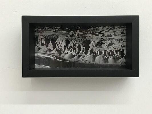 Valentina Maggiolo - De la serie paisajes perdidos: 1, installation view