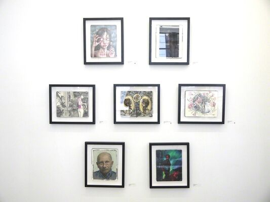 The Moleskine Project VII, installation view