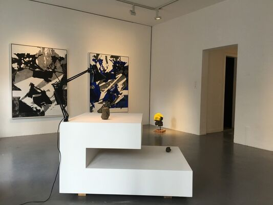 Metamorph, installation view