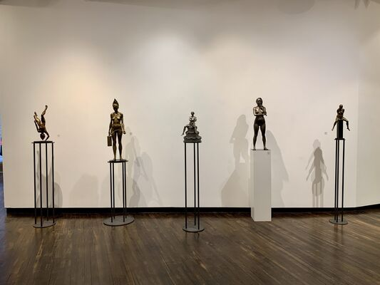 American Landscapes, installation view