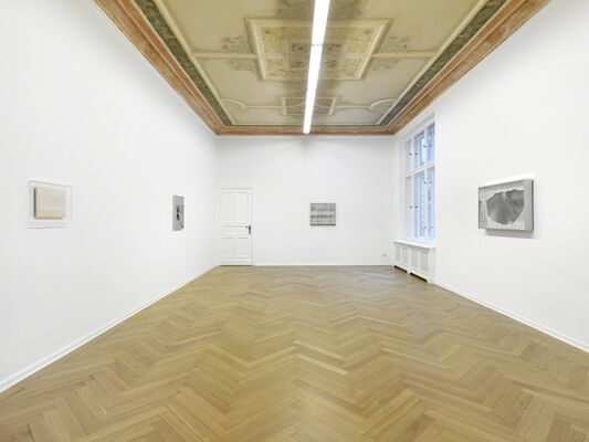 A3, Berlin | HEINZ MACK | Mack: Review and Outlook, A Special Selection - Homage to his 86th birthday, installation view