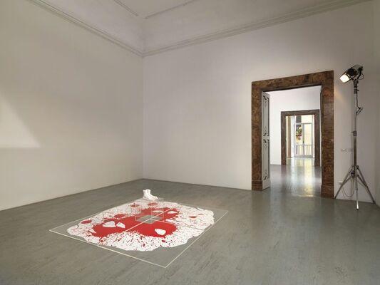 Giulio Paolini, installation view