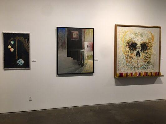 Identifiably Houston – Foundations III, installation view