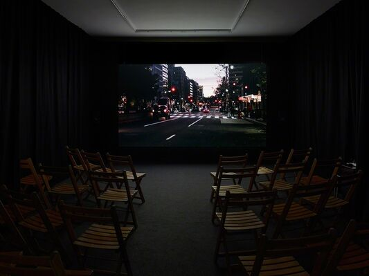 Dani Gal: Hegemon, installation view